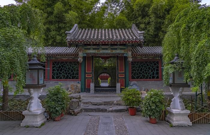 垂花门:中国古建筑中最美的一道门