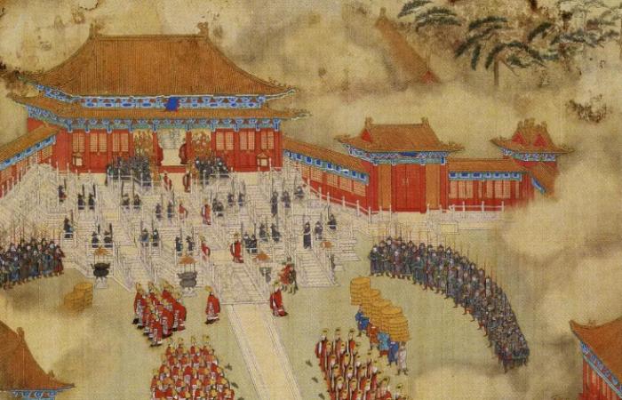 明代古建筑——大一統中原王朝的骨氣
