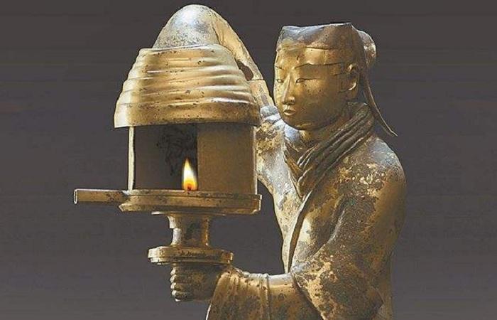 国宝——长信宫灯背后的秘密