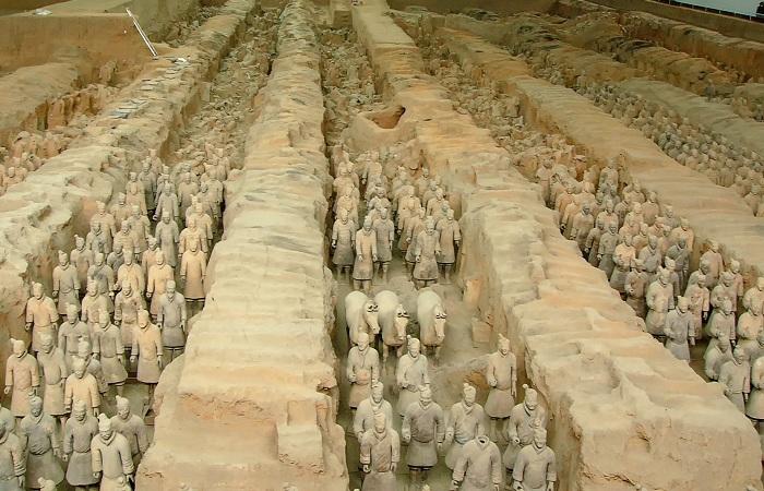 秦朝时期重大建筑工程有哪些?