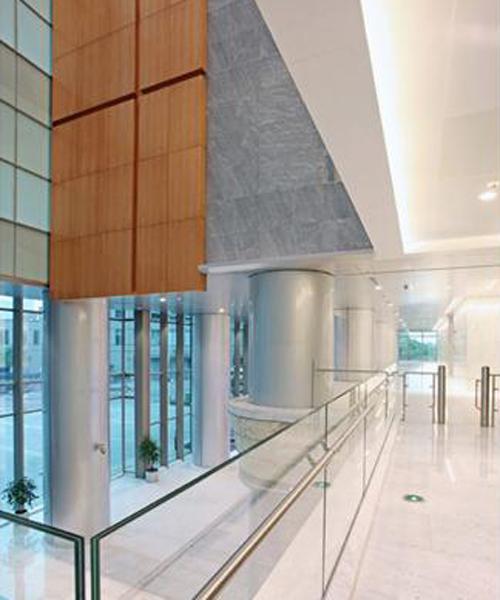 中国民生银行大厦室内设计