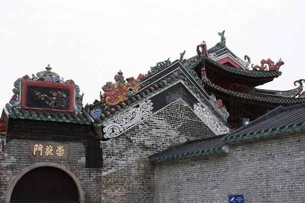 东华里·崇敬门