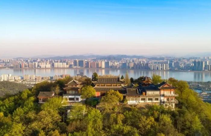 """左江右湖,龙飞凤舞——这里是""""古杭州政治中心遗址群落"""""""