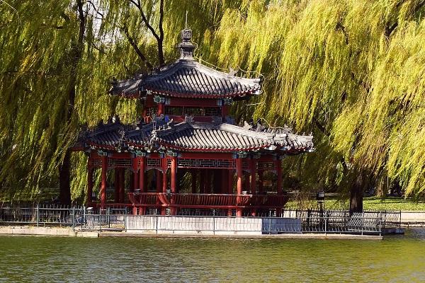 中国四大名亭·陶然亭