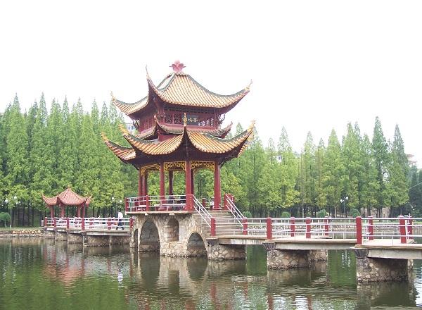 西湖湖心亭