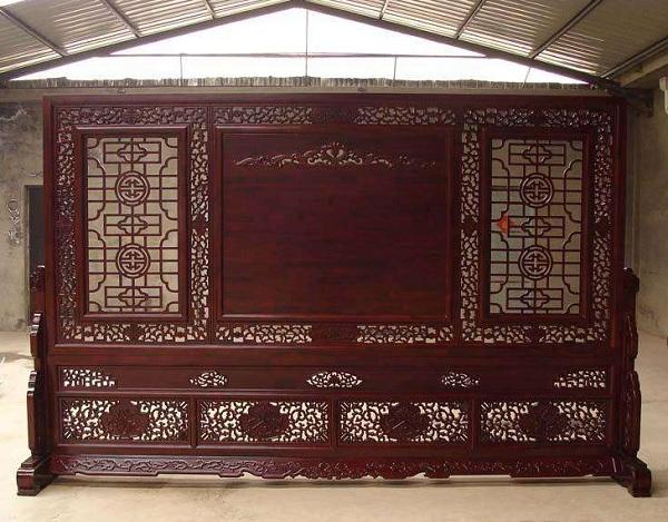 中国古代屏风文化
