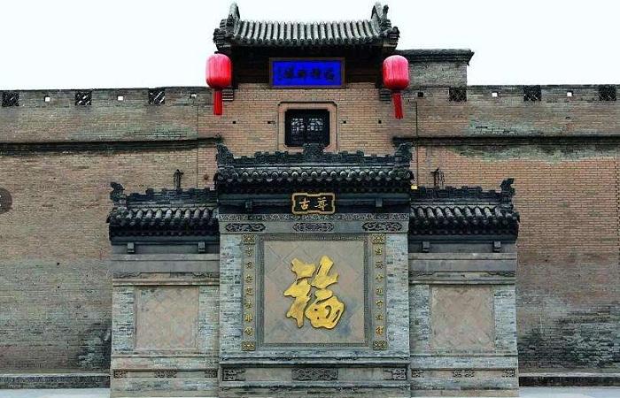影壁:绽放花朵的墙,隐世院落文化的传承