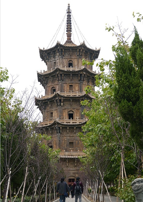 泉州开元寺·仁寿塔