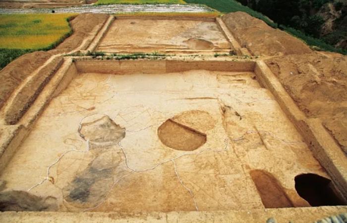 中国古建筑材料中石灰的生产与使用