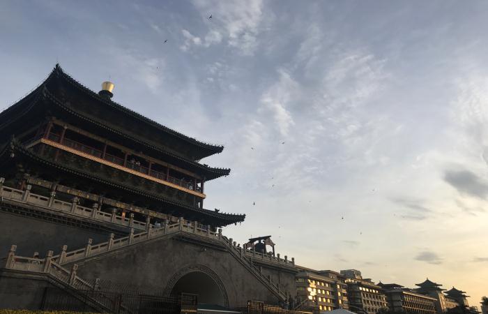 帝都之争:中国六大古都的兴衰