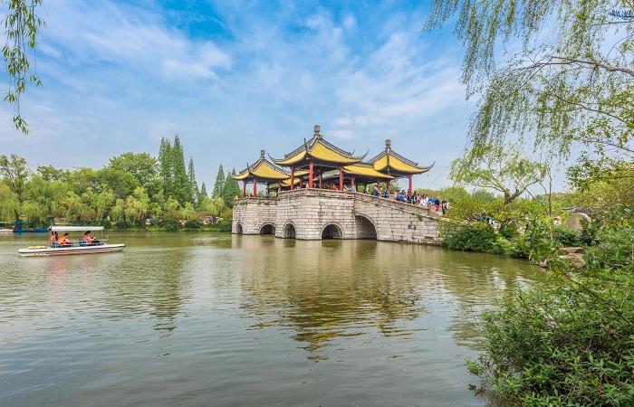 揭秘五亭桥鲜为人知的故事