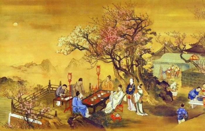 秋日特辑︱秋天,古代人有哪些活动?