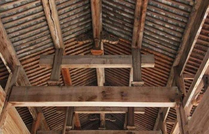中国营造技术知识点——传统大木作构造中的榫卯