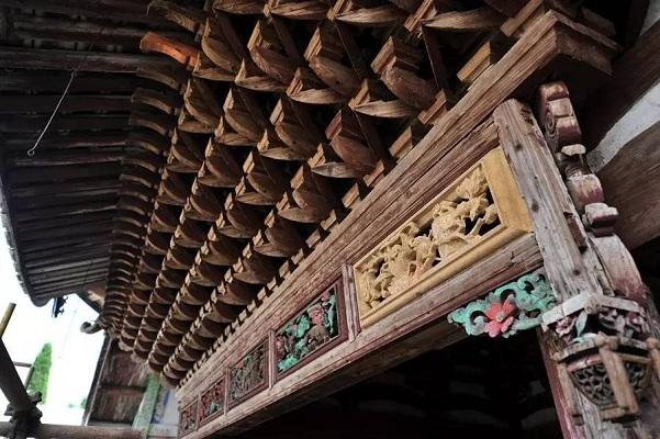 """陈太尉宫被誉为""""古代建筑博物馆"""""""