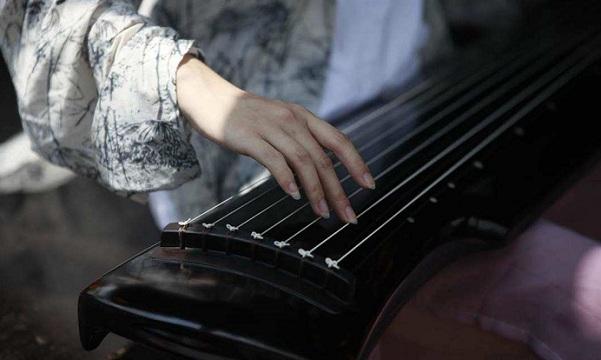 古代乐器·古琴