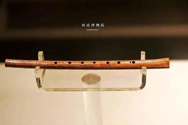 古代乐器·笛