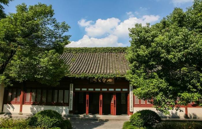盘点杭州历史上人文荟萃的学堂书院