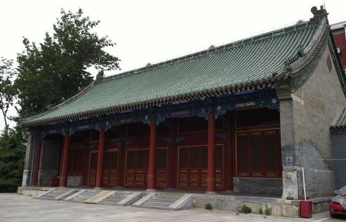 中国古建营造技术知识点——硬山建筑