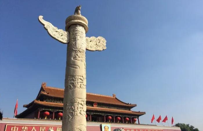 华表——中国传统建筑小品