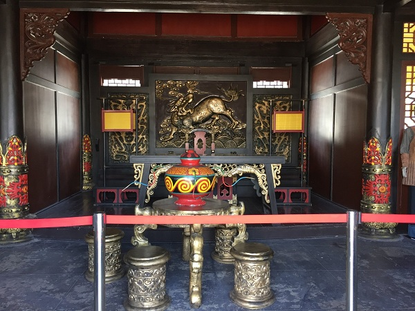 宣慰府——贵州规模最大的彝族仿古建筑