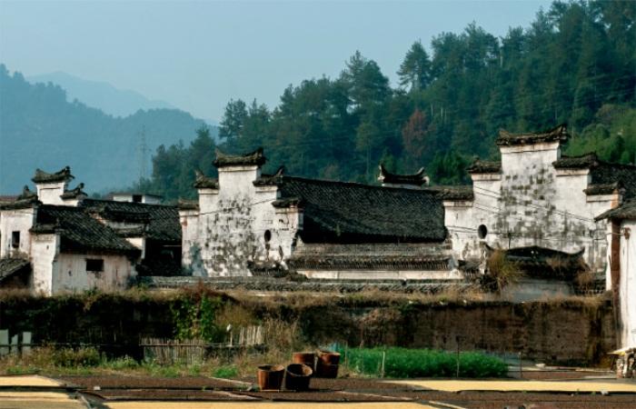 俞源村古建筑群:750 余年历史,传统村落格局!