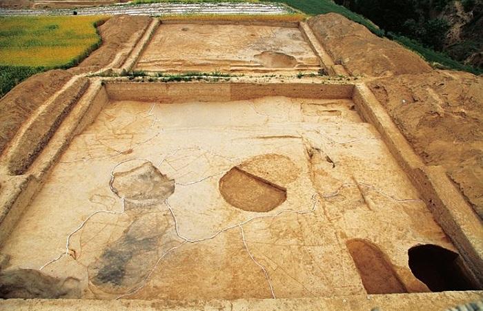 陶寺遗址内发现目前已知新石器时代最大单体夯土建筑