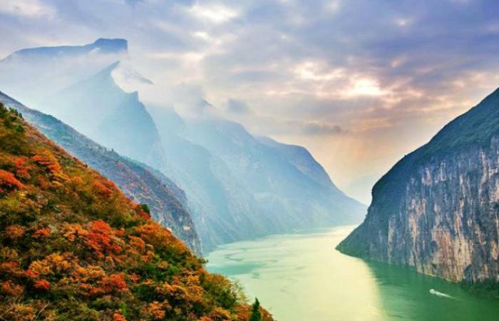 """""""山水之乐""""——浅谈中国古代的旅游文化"""