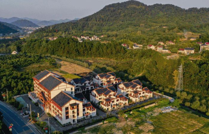 国庆出游推荐   杭州这16处传统村落,感受原乡风情!