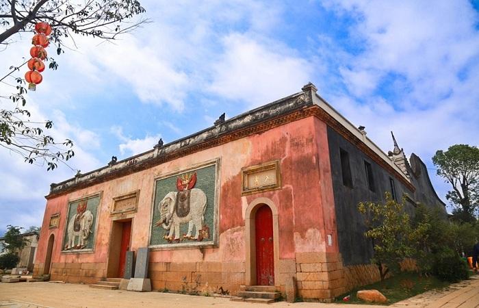 梁厝特色历史文化街区——福州文化新地标之一