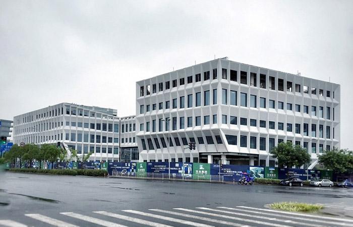 阮昊设计作品——上海虹桥商务区02地块总部办公楼设计