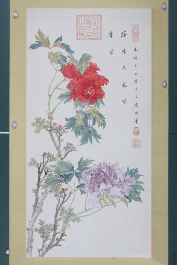 沈阳故宫展出百余件清宫后妃生活传世藏品