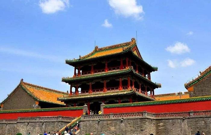 沈阳对历史建筑实行分类保护