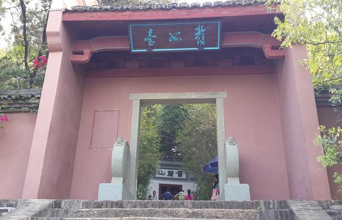 郁孤台:江南名楼,文化高阜