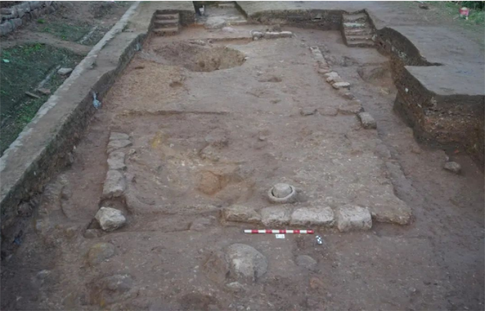 考古新发现——万州天生城遗址