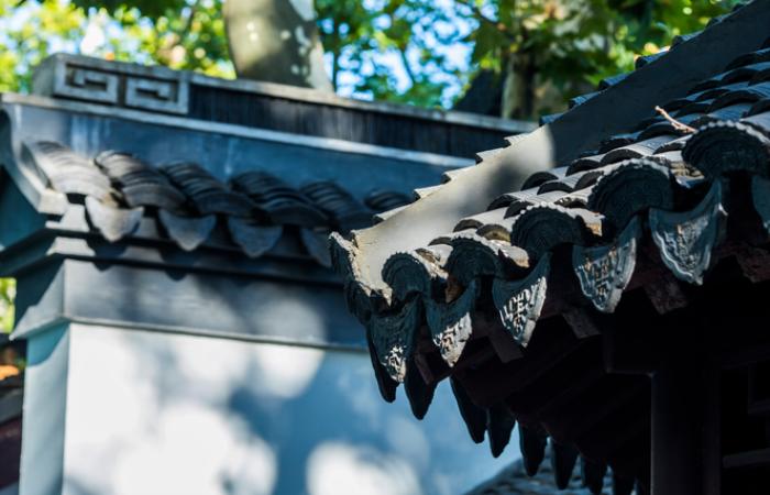 仿古瓦——屋面瓦建筑建材材料行业的新宠