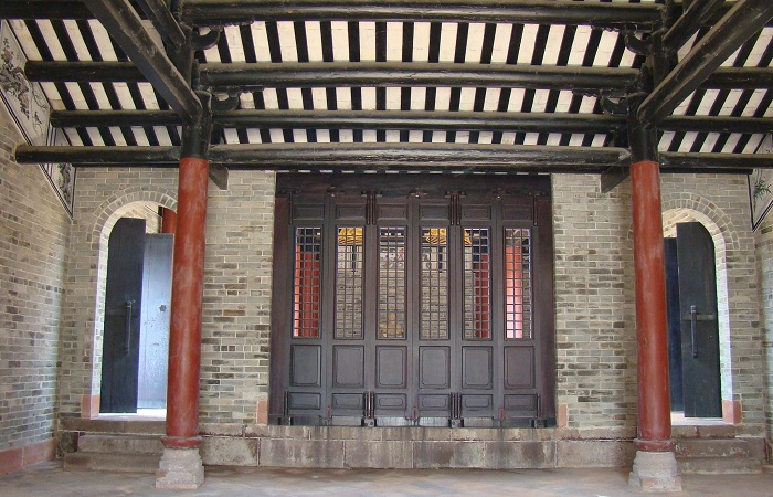 """中国营造技术知识点——古建筑木结构""""梁"""""""
