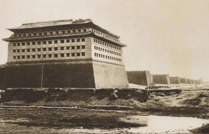 百年前北京10大标志性古建筑