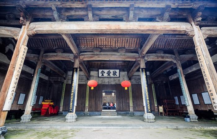 中国古代宗祠的奖惩制度即丁权与族规家法