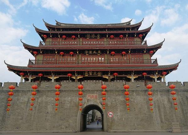 广济门城楼