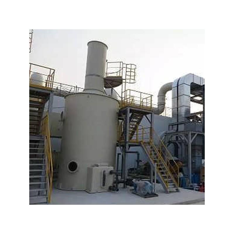 生物除臭设备-生物洗涤塔-废气处理设备生产厂家--四川净气环保工程有限公司