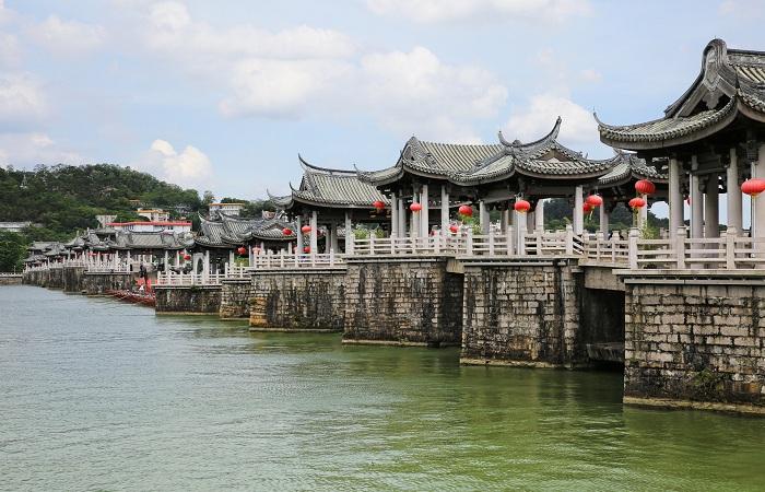 广济桥,潮州历史文化的标志