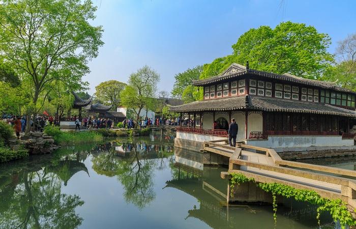 文旅实践   看拙政园的遗产旅游与价值保护