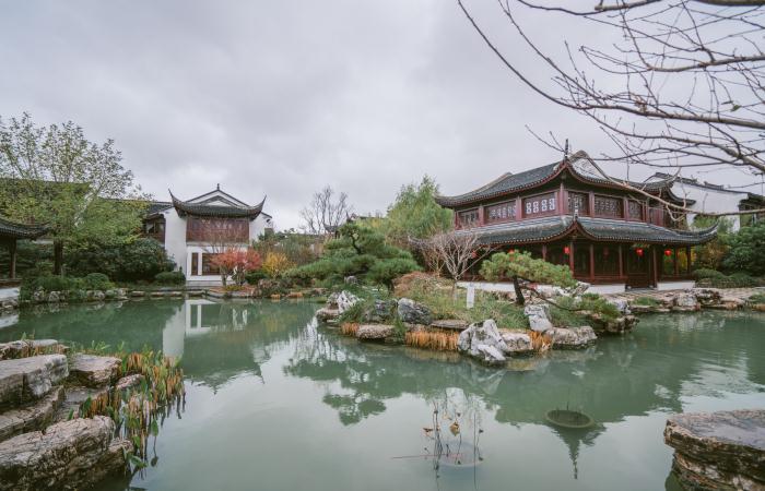 如何让自家庭院,拥有中式美感?