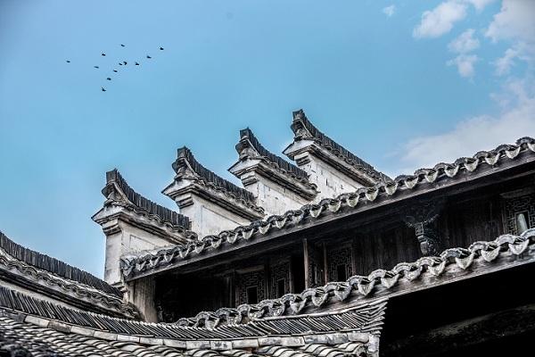 江南民居·马头墙