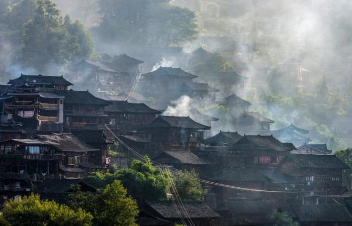 中国四川民居建筑的特点有哪些?