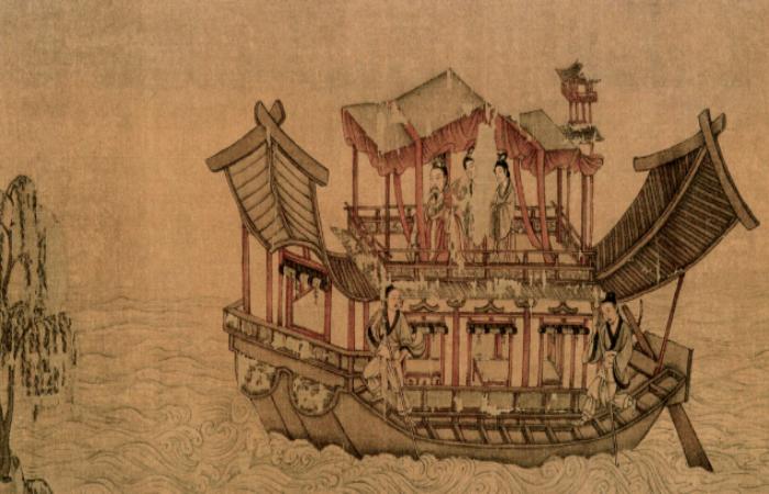 这个朝代的建筑,为何被形容成「初发芙蓉」?