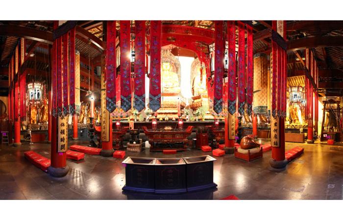 民国建筑玉佛寺