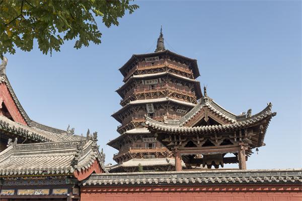 盘点中国木结构建筑之最有哪些?