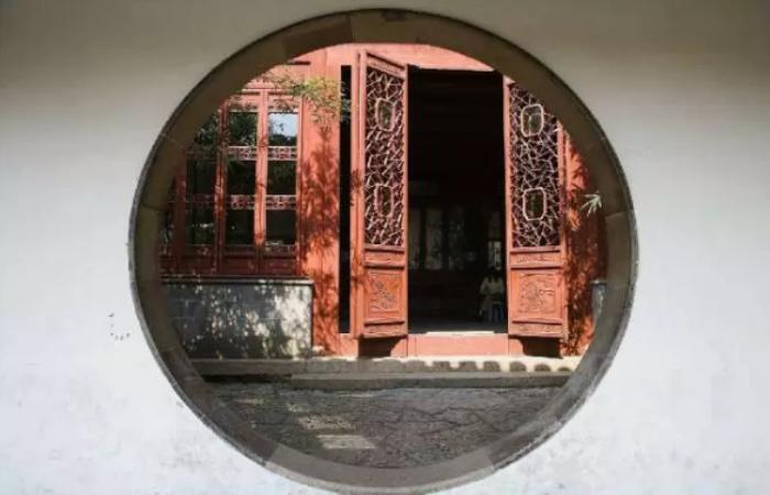 中国古典园林中的禅意