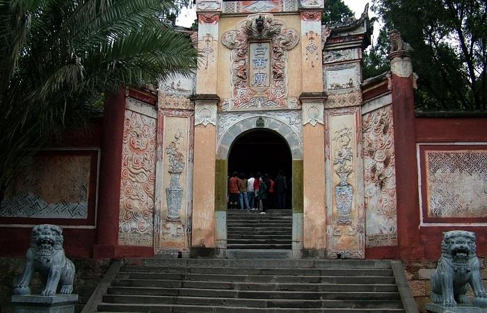 重庆奉节白帝城遗址考古发掘出多朝代建筑遗存